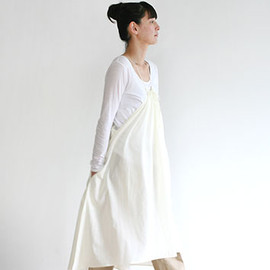 simply - COTTON CAMISOLE DRESS
