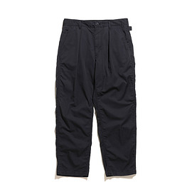 ENGINEERED GARMENTS - Ground Pant-High Count Twill-Dk.Navy
