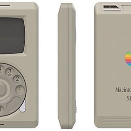 Apple - Macintosh Phone