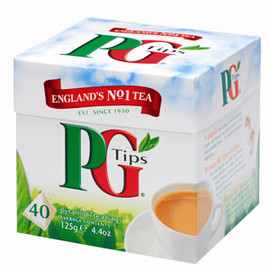 PG Tips  - PG Tips Tea Bag