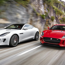 JAGUAR - F-Type Coupe
