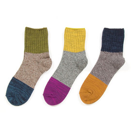 Design Tshirts Store graniph - Socks F(Heather Gray)