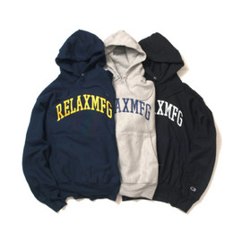 RELAX ORIGINAL® - Students Pullover Hoodie [Champion Body]