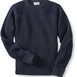 L.L.Bean - Commando Sweater
