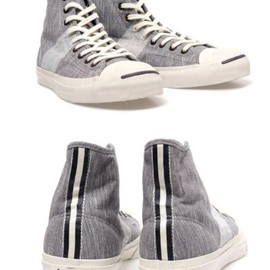 CONVERSE - Jack Purcell Johnny Hi Graystone