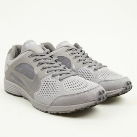 GYAKUSOU - Men's Grey Lunar Spider LT 3 Sneakers
