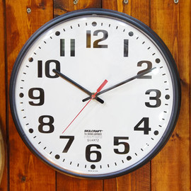 chicago lighthouse - wall clock