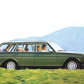 Mercedes-Benz - 280TE(W123)