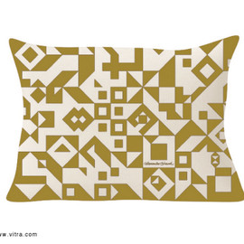Vitra Design Museum - Suita Sofa Cushion Geometric D