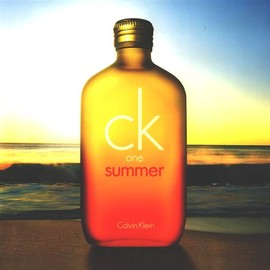 Calvin Klein - CK ONE SUMMER 2005