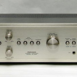 PIONEER - stereo amplifier model SA-620