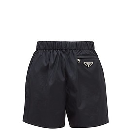 prada - nylon short pants