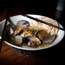 Dassara - Brooklyn - White Clam Mazemen/白あさり混ぜ麺