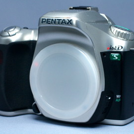 PENTAX - *ist DS Body Silver