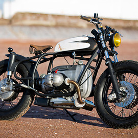 Kevil Speed Shop - Artisan '79 BMW R80/7