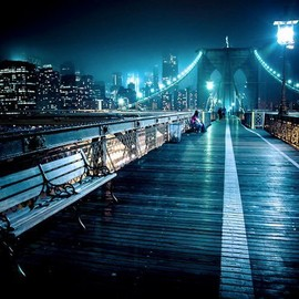 New York City - Brooklyn Bridge, New York City