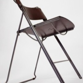 Jim Zivic Design - THE CAMPAIGN CHAIR