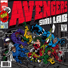 SIMI LAB - Avengers 12inch