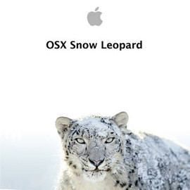 Apple - Mac OSX Snow Leopard