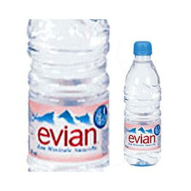 Evian Paul Smith For Evian Water Year Bottle