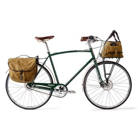 SHINOLA x FILSON - The Filson Bixby Bicycle with bags - 55 inch
