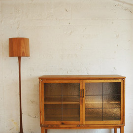 TRUCK FURNITURE - 125. GATTO GLASS CABINET
