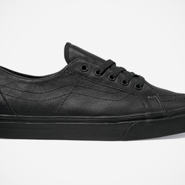 "VANS - Escuela ""Italian Leather"""