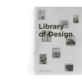 Jasper Morrison - Library of Design