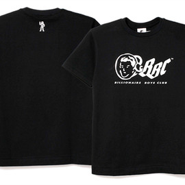 Billionaire Boys Club - Season 0 BBC logo tee black