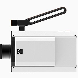 kodak - yves béhar update the classic super 8 camera to energize next wave of filmmakers