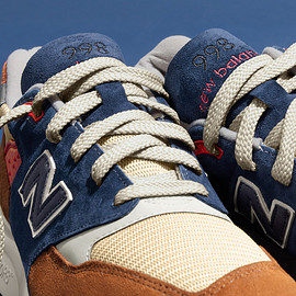 New Balance, J.CREW - M998 - Hilltop Blues