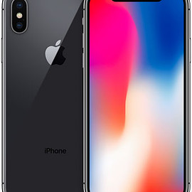 Apple - iPhone X (Space Gray)