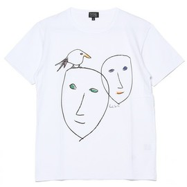 "Paul Smith - Paul Smith""Drawn by Paul "" COLLECTION T-SHIRTS"