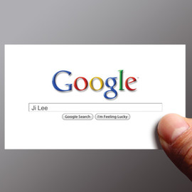 Google - Me Business Card