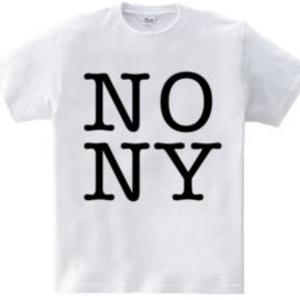 No brand - NO New York