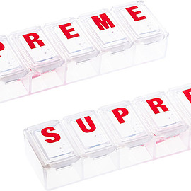 Supreme - Weekday Pillbox