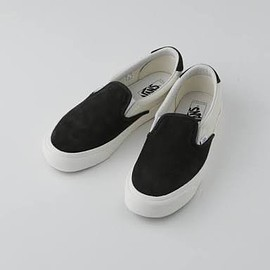 VANS VAULT - OG SLIP-ON 59 LX  BLACK/MARSHMALLOW