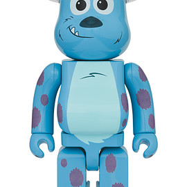 MEDICOM TOY - BE@RBRICK SULLEY 1000%