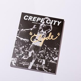 Crepe City - Crepe City Magazine: Issue 3 - Clyde Cover