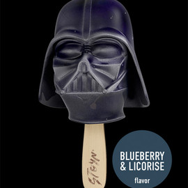 Darth Vader Ice Cream