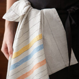 LIBECO - Lumino stripe/KITCHEN LINEN