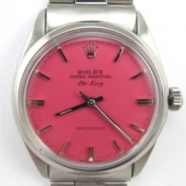 ROLEX - SS Oyster Perpetual ref 1002 circa 1969