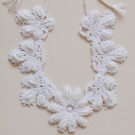statement neck piece {Emma Cassi}