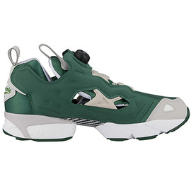 Reebok - Reebok Classic INSTA PUMP FURY RACING GREEN / WHITE