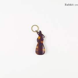 CEMENT PRODUCE DESIGN, Sabae kutsubera - Rabbit-ウサギ/Brown (Sサイズ)