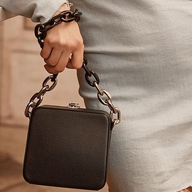 THE VOLON - THE VOLON Cube Chain Bag