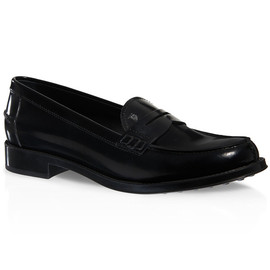 TOD'S - TOD'S / leather loafer