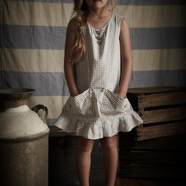 Blu Pony Vintage - Kids Dress