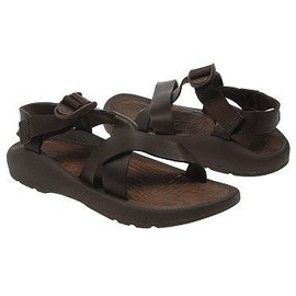 Chaco - Chaco Men's Z/1 Leather Sandals Chocolate Brown