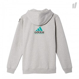 adidas originals - Equipment Full Zip - Heather Grey